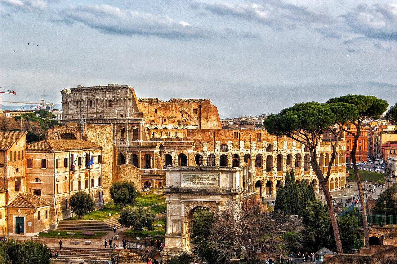Podívejte se do Říma – města skvělého jídla, vína a dechberoucích památek