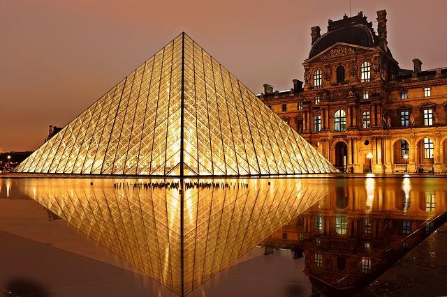 Galerie v Louvre