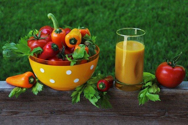 zelenina, zdraví